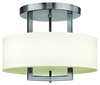 Picture for category Hinkley Lighting 3200AN Semi Flush Hampton