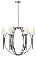 Picture for category Hinkley Lighting 3586PN Chandeliers Margeaux