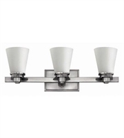 Picture for category Hinkley 5553BN Avon Bath Lighting 23in Brushed Nickel Metal 3-light