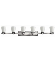 Picture for category Hinkley 5556BN Avon Bath Lighting 48in Brushed Nickel Metal 6-light
