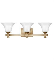 Picture for category Hinkley 5853BC Abbie Bath Lighting 25in Brushed Caramel Metal 3-light