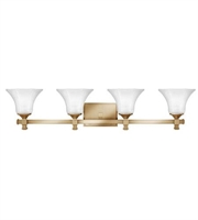 Picture for category Hinkley 5854BC Abbie Bath Lighting 35in Brushed Caramel Metal 4-light