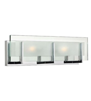 Picture for category Hinkley Lighting 5652CM Bath Lighting Latitude