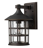 Picture for category Hinkley 1804OZ Freeport Outdoor Lighting Lamps 8in Oil Rubbed Bronze 1-light
