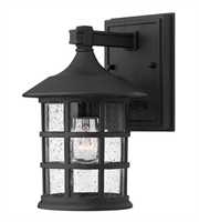 Picture for category Hinkley 1800BK Freeport Outdoor Lighting Lamps 6in Black Cast Aluminum 1-light