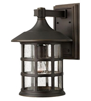 Picture for category Hinkley 1805OZ Freeport Outdoor Lighting Lamps 10in Oil Rubbed Bronze 1-light