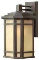 Picture for category Hinkley Lighting 1274OZ-LED Outdoor Sconce Lighting Cherry Creek