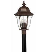 Picture for category Hinkley 2331CB Monticello Outdoor Lighting Lamps 13in Copper Bronze Solid Brass