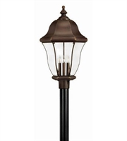 Picture for category Hinkley 2337CB Monticello Outdoor Lighting Lamps 17in Copper Bronze Solid Brass