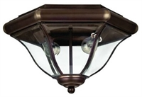 Picture for category Hinkley 2443CB San Clemente Outdoor Lighting Lamps 16in Copper Bronze 2-light