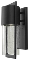 Picture for category Hinkley 1320HE-LED Dwell Outdoor Lighting Lamps 6in Hematite Solid Aluminum