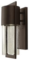 Picture for category Hinkley 1320KZ Dwell Outdoor Lighting Lamps 6in Buckeye Bronze Solid Aluminum