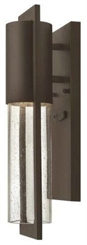 Picture of Hinkley 1326KZ Dwell Outdoor Lighting Lamps 5in Buckeye Bronze Solid Aluminum