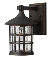 Picture for category Hinkley 1800OZ Freeport Outdoor Lighting Lamps 6in Oil Rubbed Bronze 1-light