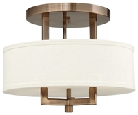 Picture for category Hinkley Lighting 3200BR-LED Pendants Hampton