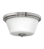 Picture for category Hinkley 5551BN Avon Bath Lighting 15in Brushed Nickel Metal 2-light