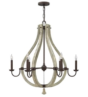 Picture for category Fredrick Ramond FR40576IRR Chandeliers Middlefield