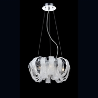 Picture for category Eurofase 26594-019 Sage Chandeliers CHROME 4-light
