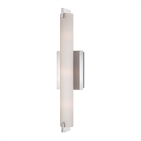 Picture for category Eurofase 23272-019 Zuma Wall Sconces CHROME 3-light