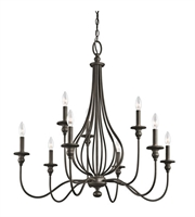 Picture for category Kichler lighting 43331OZ Chandelier  from the kensington collection