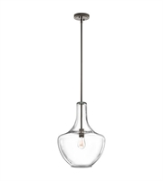 Picture for category Kichler 42046OZCS Everly Pendants 14in