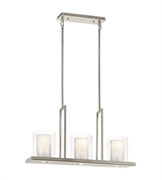 Picture for category Kichler lighting 42547CLP Chandelier  from the triad collection