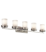 Picture for category Kichler 5085NI Hendrik Bath Lighting 43in Brushed Nickel