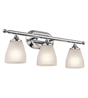Picture for category Kichler 5448CH Ansonia Bath Lighting 23in Chrome