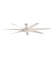 Picture for category Kichler 310115ANS Lehr Ceiling Fans 80in Antique Satin Silver