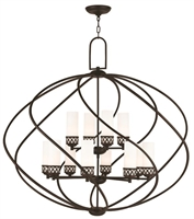 Picture for category Livex 47199-67 Westfield Chandeliers Olde Bronze