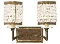 Picture for category Livex 50562-64 Grammercy Bath Lighting 14in Hand Painted Palacial Bronze