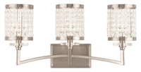 Picture for category Livex Lighting 50563-91 Bath Lighting  from the grammercy collection