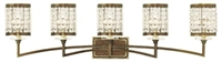 Picture for category Livex Lighting 50565-64 Bath Lighting  from the grammercy collection