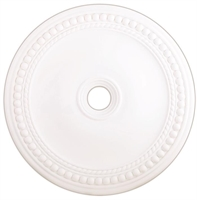 Picture for category Livex Lighting 82077-03 Ceiling Medallion Lighting White Polyurethane Foam