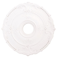 Picture for category Livex Lighting 82031-03 Ceiling Medallion Lighting White Polyurethane Foam