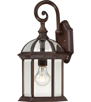 Picture for category Nuvo 60/4962 Boxwood Outdoor Lighting Lamps 8in Rustic Bronze Aluminum 1-light