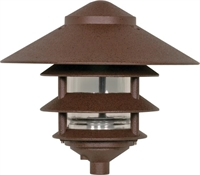 Picture for category Nuvo SF76/637 Dvi Outdoor Lanterns 10in Old Bronze NA 1-light