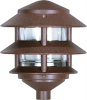 Picture for category Nuvo SF76/632 Dvi Outdoor Lanterns 6in Old Bronze NA 1-light