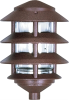 Picture for category Nuvo SF76/633 Dvi Outdoor Lanterns 6in Old Bronze NA 1-light