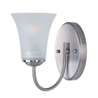 Picture for category Maxim 10051FTSN Modern Bath Lighting 5in 1-light