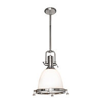 Picture for category Maxim 25116SWSN Modern Pendants 14in 1-light