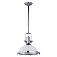 Picture for category Maxim 25117SWPN Modern Pendants 18in 1-light