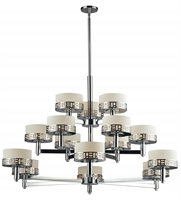 Picture for category Z-Lite Lighting 328-15-CH Chandelier  from the elea collection