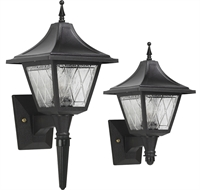 Picture for category Wave 608 Vanguard Wall Lantern Non Corrosive Durable Polymer 1-light
