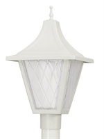 Picture for category Wave 609 Vanguard Gas Post Light Non Corrosive Durable Polymer 1-light