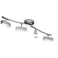 Picture for category Elan 83381 Landon Island Lighting 6in Steel