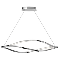 Picture for category Elan 83385 Meridian Island Lighting 14in Steel