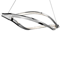 Picture for category Elan 83386 Meridian Island Lighting 11in Steel