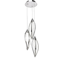 Picture for category Elan 83388 Meridian Pendants Steel