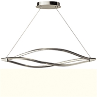 Picture for category Elan 83390 Meridian Island Lighting 14in Steel